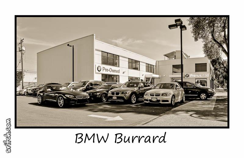 BMW Burrard