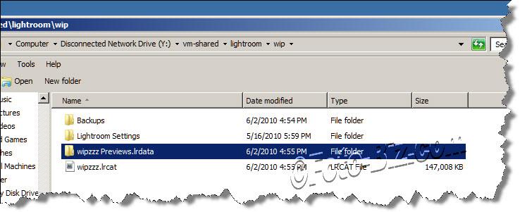 Lightroom: How To Rename a Catalog